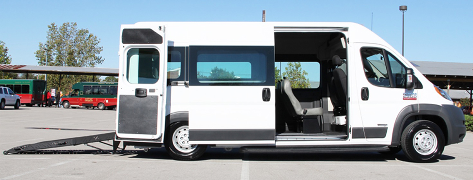 Ram Promaster Mobility Vans And Equipment San Diego Ca
